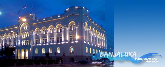 Banja Luka, gdje lijepe žene prolaze kroz grad