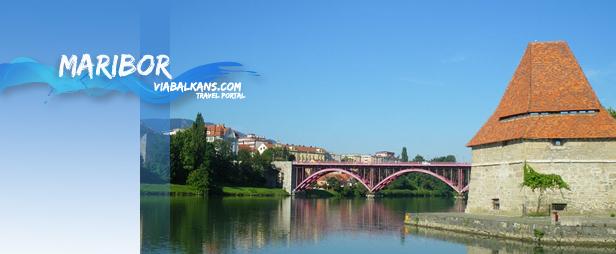 most na dravi Maribor, sve je ljepše uz čašu vina