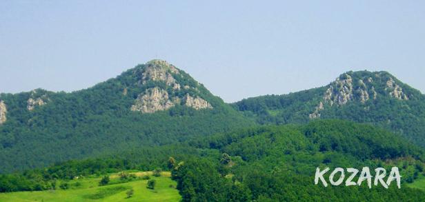 planinski vrhovi Kozara   turistička top destinacija