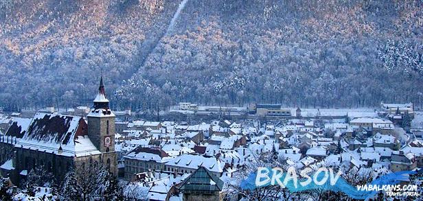 zimska idila Brašov i Poiana Brašov