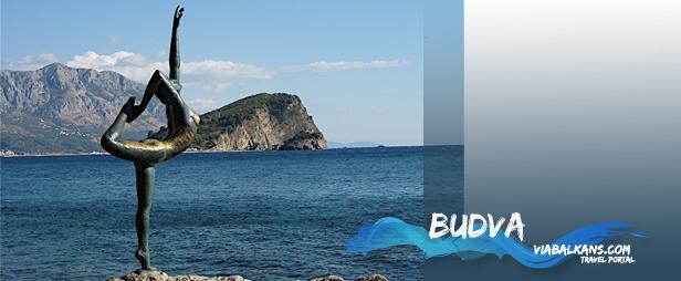 budva balerina Budva, centar zbivanja na južnom Jadranu...