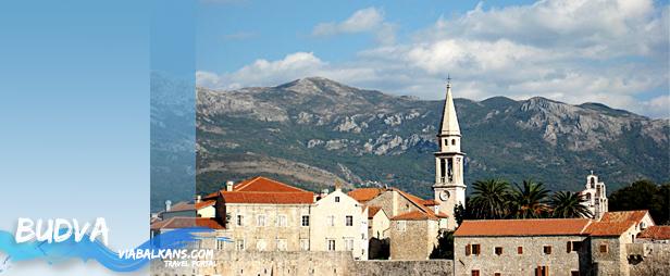 budva stari grad Budva, centar zbivanja na južnom Jadranu...