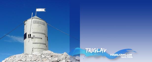 aljazev stolp Julijske alpe i Nacionalni park Triglav