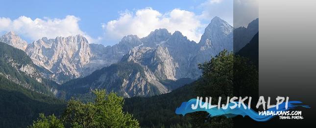 Julijske alpe i Nacionalni park Triglav