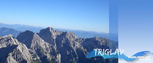 triglav Julijske alpe i Nacionalni park Triglav