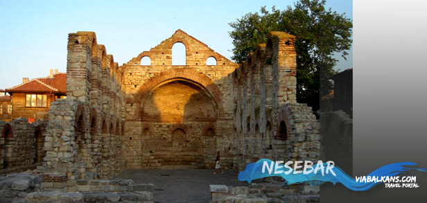 nesebar grad Burgas, Bugarska