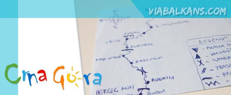 beograd budva mapa Put Beograd – Budva | CRNA GORA | .istrazi.me beograd budva mapa