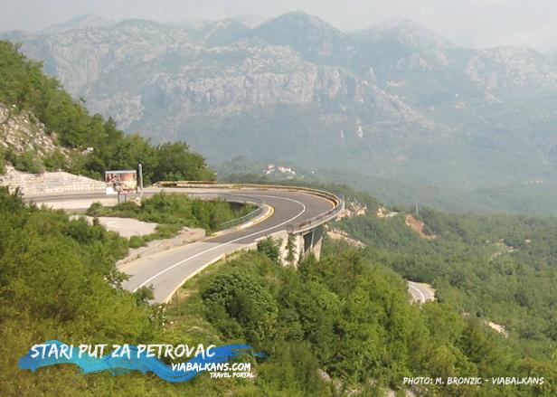 Stari put za Petrovac