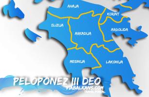 peloponez-poluostrvo