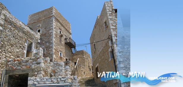 Vatija - Mani - Peloponez