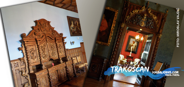 Trakoscan Hrvatska1 Trakošćan, srednjovjekovna bajka