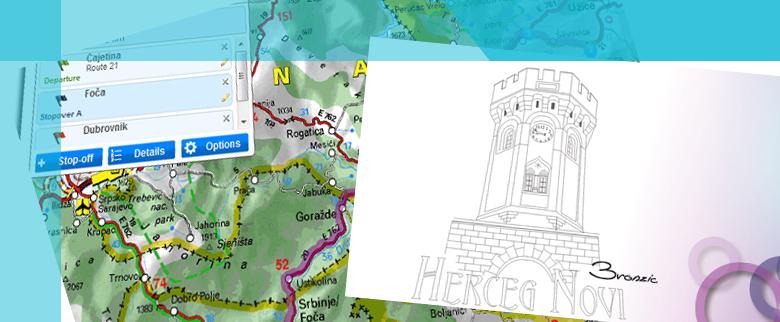Put Za Crnu Goru Preko Bosne Via Balkans