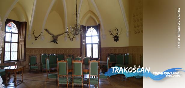 trakoscan croatia Trakošćan, srednjovjekovna bajka