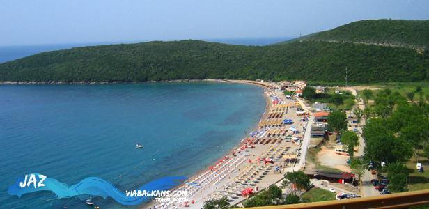 Plaža Jaz Budva