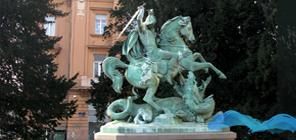 Serbus dragi Zagreb moj